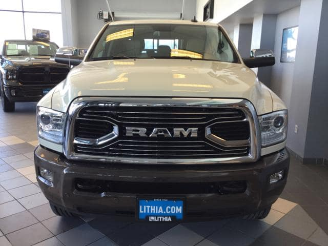 2018 Ram 2500 Mega Cab 4x4, Pickup #JG212284 - photo 3