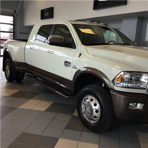 2018 Ram 3500 Mega Cab DRW 4x4,  Pickup #JG212618 - photo 3