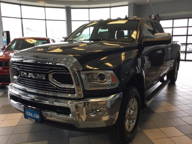 2018 Ram 3500 Crew Cab 4x4,  Pickup #JG212672 - photo 4
