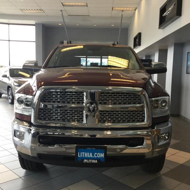 2018 Ram 2500 Crew Cab 4x4, Pickup #JG217232 - photo 4