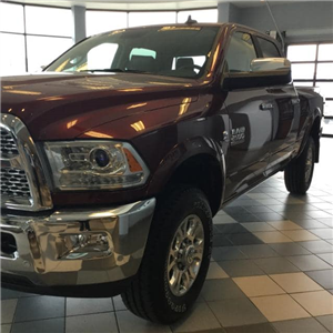 2018 Ram 2500 Crew Cab 4x4, Pickup #JG217232 - photo 5