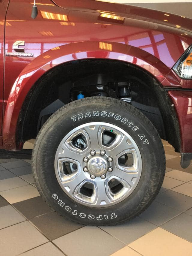 2018 Ram 2500 Crew Cab 4x4,  Pickup #JG223936 - photo 6