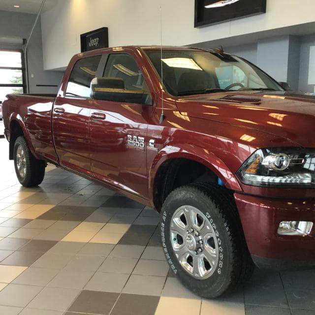 2018 Ram 2500 Crew Cab 4x4,  Pickup #JG223936 - photo 7