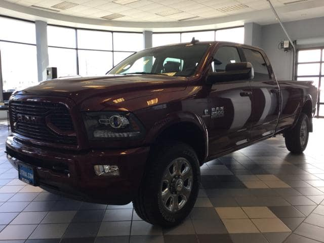 2018 Ram 2500 Crew Cab 4x4,  Pickup #JG223936 - photo 8
