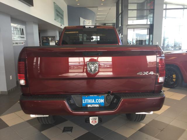 2018 Ram 2500 Crew Cab 4x4,  Pickup #JG223936 - photo 2