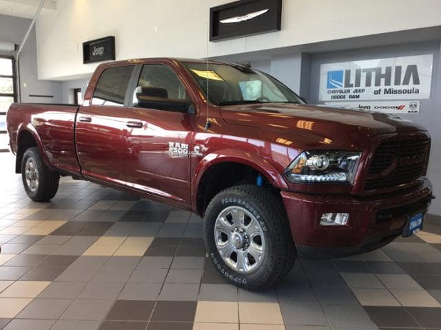 2018 Ram 2500 Crew Cab 4x4,  Pickup #JG223936 - photo 3