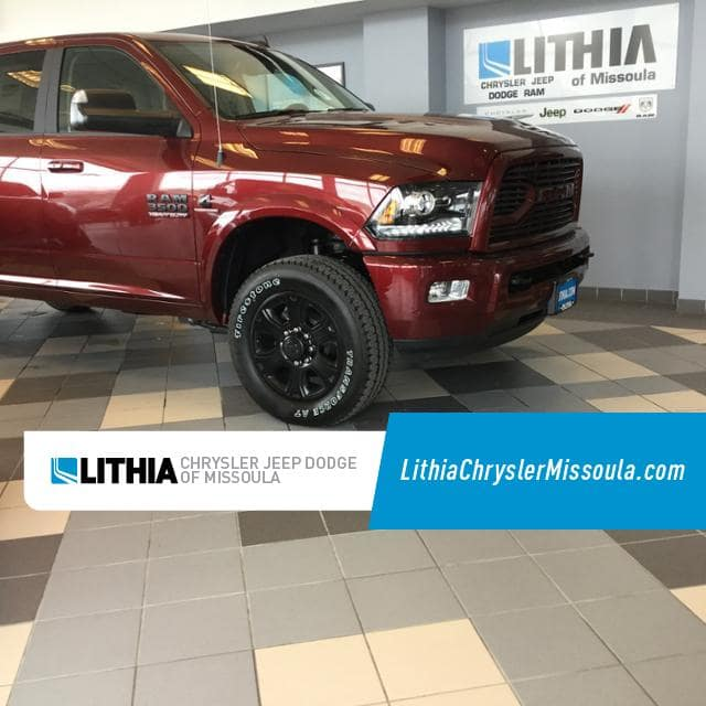 2018 Ram 3500 Crew Cab 4x4,  Pickup #JG229545 - photo 1