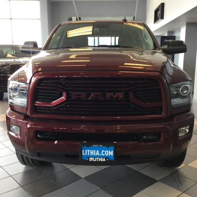 2018 Ram 3500 Crew Cab 4x4,  Pickup #JG229545 - photo 5