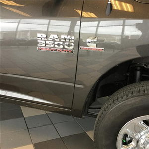 2018 Ram 3500 Crew Cab 4x4, Pickup #JG236400 - photo 5