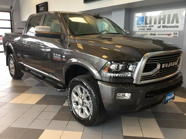 2018 Ram 2500 Crew Cab 4x4,  Pickup #JG242474 - photo 4