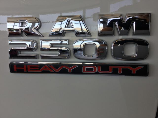 2018 Ram 2500 Mega Cab 4x4,  Pickup #JG297636 - photo 15