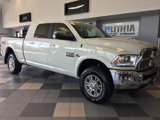 2018 Ram 2500 Mega Cab 4x4,  Pickup #JG297636 - photo 3