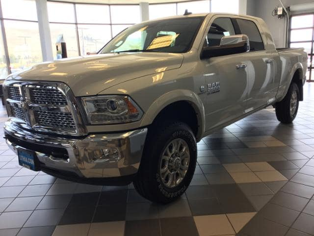 2018 Ram 2500 Mega Cab 4x4,  Pickup #JG297636 - photo 8