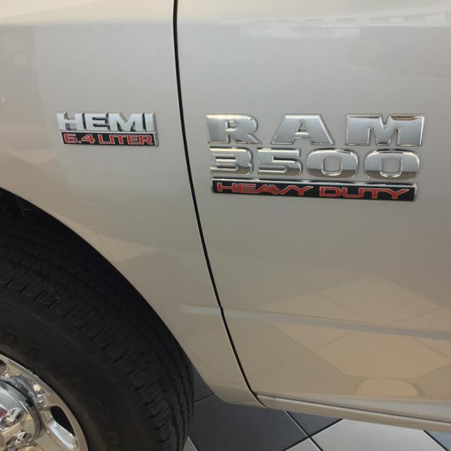 2018 Ram 3500 Crew Cab 4x4,  Pickup #JG304936 - photo 11