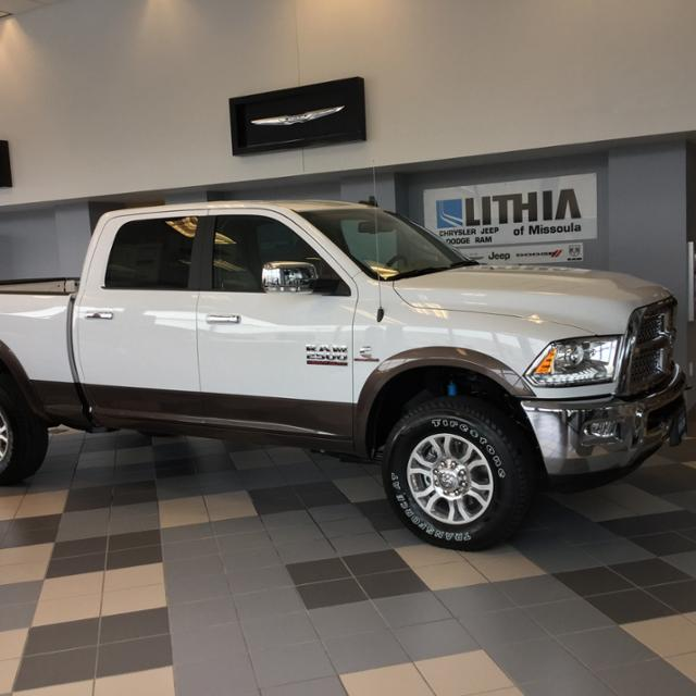 2018 Ram 2500 Crew Cab 4x4,  Pickup #JG309197 - photo 3