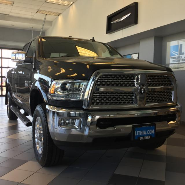 2018 Ram 2500 Crew Cab 4x4,  Pickup #JG309198 - photo 4