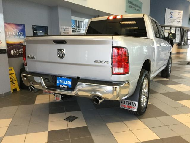 2018 Ram 1500 Crew Cab 4x4, Pickup #JS109826 - photo 2