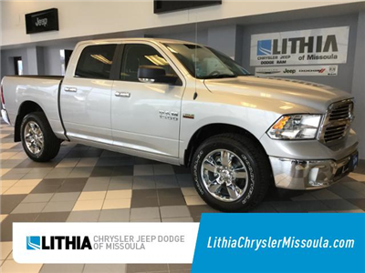 2018 Ram 1500 Crew Cab 4x4, Pickup #JS109826 - photo 1