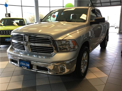 2018 Ram 1500 Crew Cab 4x4, Pickup #JS109826 - photo 18