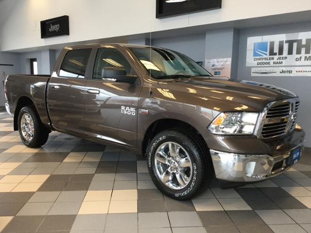 2018 Ram 1500 Crew Cab 4x4, Pickup #JS109827 - photo 8