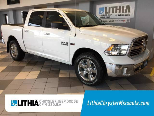 2018 Ram 1500 Crew Cab 4x4, Pickup #JS109840 - photo 1