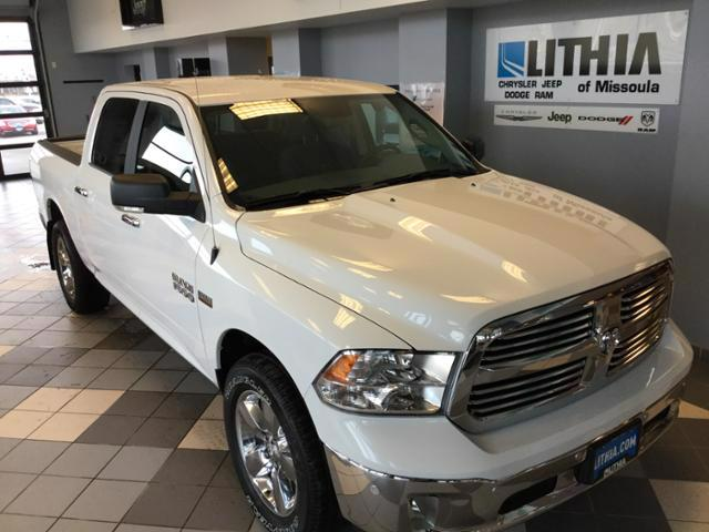 2018 Ram 1500 Crew Cab 4x4, Pickup #JS109840 - photo 11