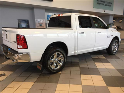 2018 Ram 1500 Crew Cab 4x4, Pickup #JS109840 - photo 16