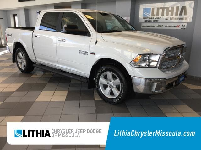 2018 Ram 1500 Crew Cab 4x4, Pickup #JS138300 - photo 1