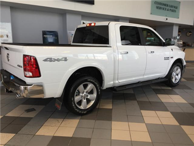 2018 Ram 1500 Crew Cab 4x4, Pickup #JS138300 - photo 2