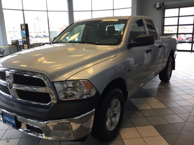 2018 Ram 1500 Quad Cab 4x4, Pickup #JS138364 - photo 18