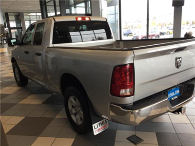 2018 Ram 1500 Quad Cab 4x4, Pickup #JS138364 - photo 17