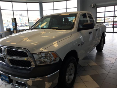 2018 Ram 1500 Quad Cab 4x4 Pickup #JS138365 - photo 17