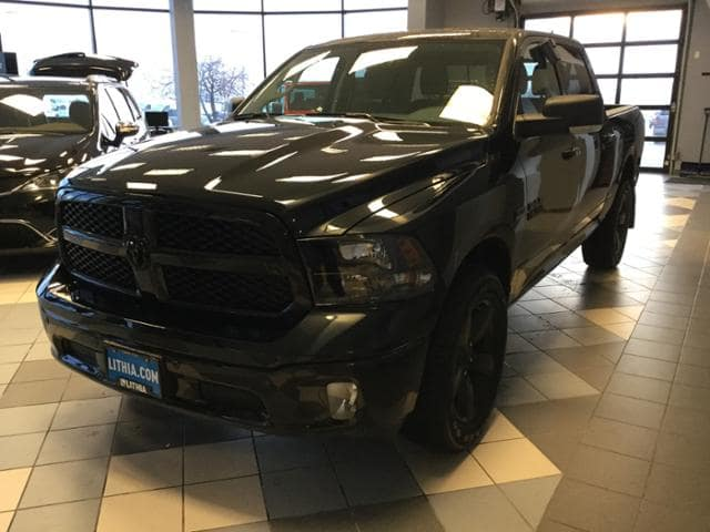 2018 Ram 1500 Crew Cab 4x4, Pickup #JS156165 - photo 17