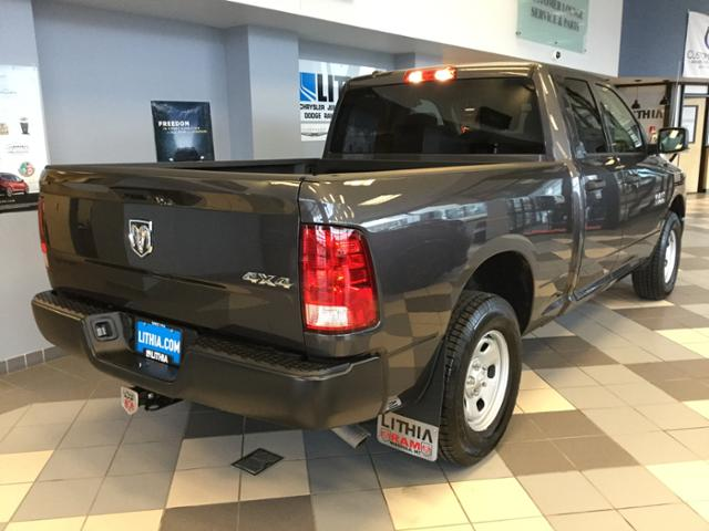 2018 Ram 1500 Quad Cab 4x4 Pickup #JS176327 - photo 2