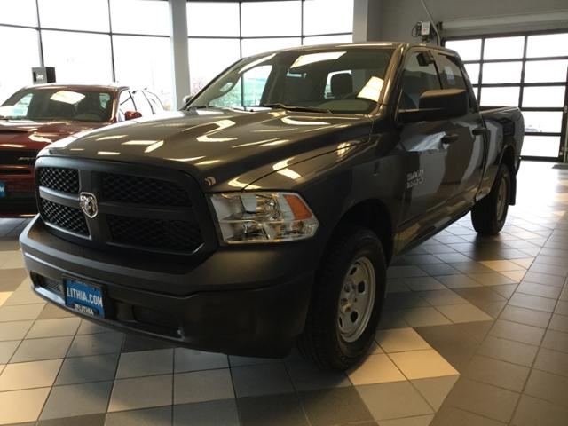 2018 Ram 1500 Quad Cab 4x4 Pickup #JS176327 - photo 19