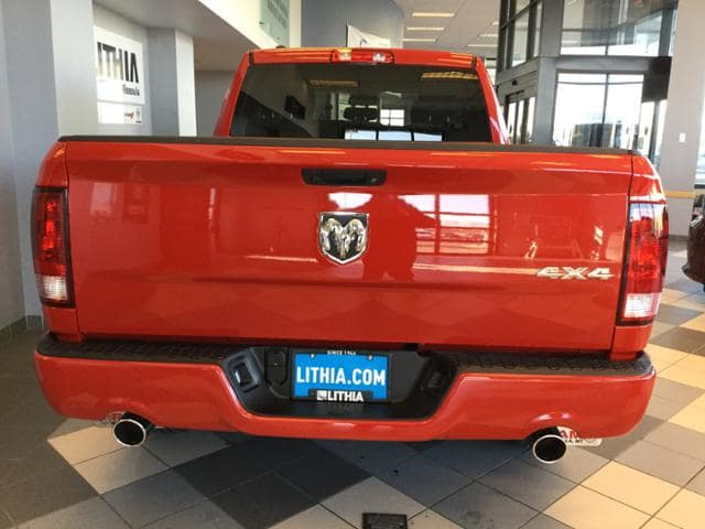 2018 Ram 1500 Quad Cab 4x4, Pickup #JS187045 - photo 12