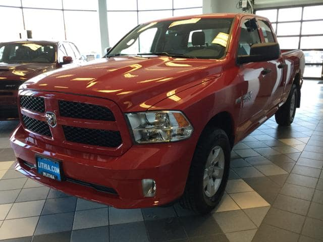 2018 Ram 1500 Quad Cab 4x4, Pickup #JS187045 - photo 18