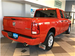 2018 Ram 1500 Quad Cab 4x4, Pickup #JS187045 - photo 2