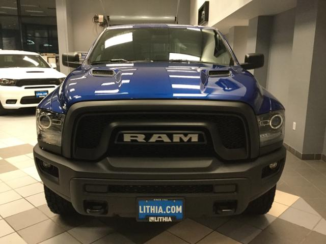 2018 Ram 1500 Crew Cab 4x4, Pickup #JS197686 - photo 3