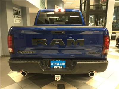 2018 Ram 1500 Crew Cab 4x4, Pickup #JS197686 - photo 17