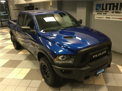 2018 Ram 1500 Crew Cab 4x4, Pickup #JS197686 - photo 7