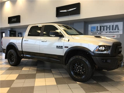 2018 Ram 1500 Crew Cab 4x4, Pickup #JS197687 - photo 8