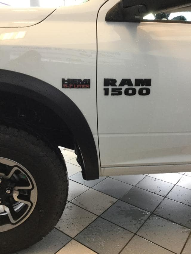2018 Ram 1500 Crew Cab 4x4, Pickup #JS197688 - photo 6