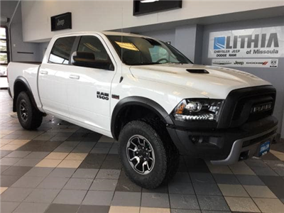 2018 Ram 1500 Crew Cab 4x4, Pickup #JS197688 - photo 3