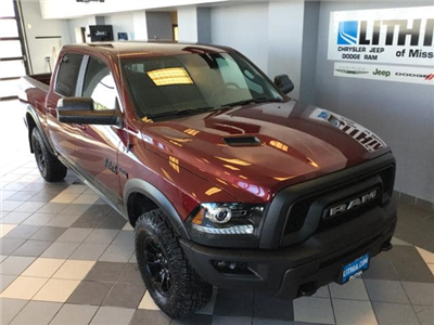 2018 Ram 1500 Crew Cab 4x4 Pickup #JS204824 - photo 5