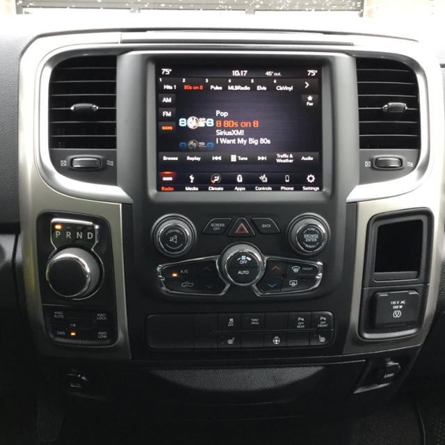2018 Ram 1500 Crew Cab 4x4, Pickup #JS254486 - photo 15