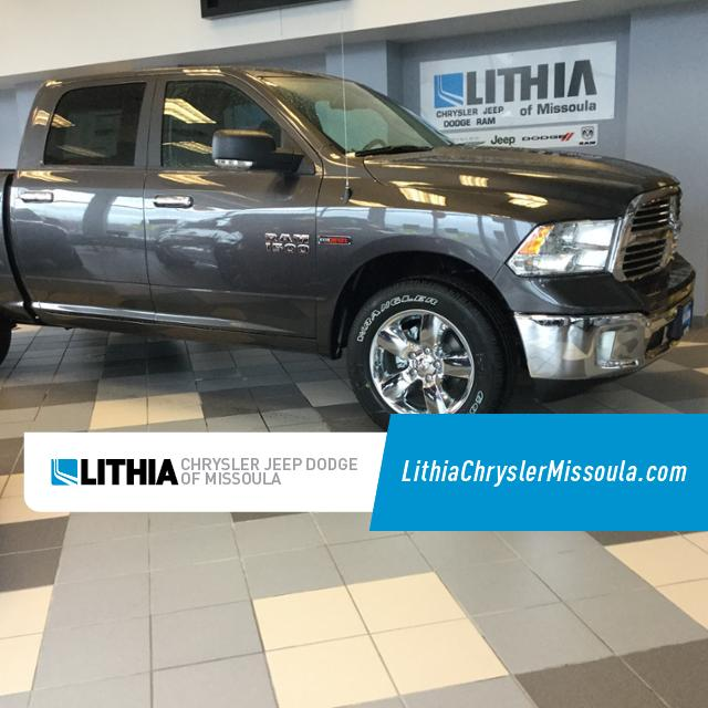 2018 Ram 1500 Crew Cab 4x4, Pickup #JS254486 - photo 1