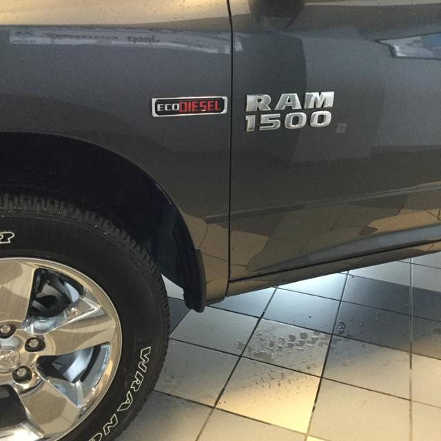 2018 Ram 1500 Crew Cab 4x4, Pickup #JS254486 - photo 6
