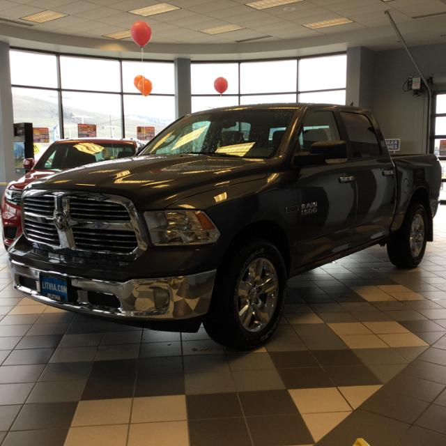 2018 Ram 1500 Crew Cab 4x4, Pickup #JS254486 - photo 7