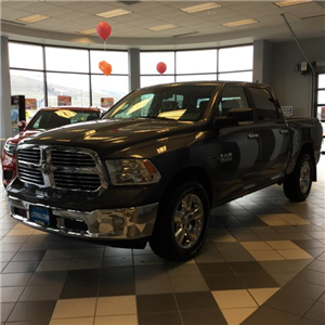 2018 Ram 1500 Crew Cab 4x4, Pickup #JS254486 - photo 3